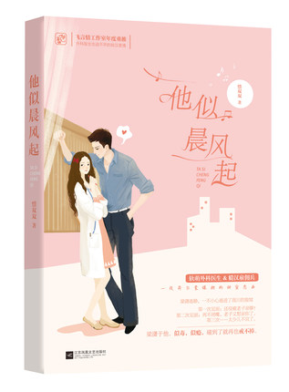 He's Like The Morning Wind Ta Shi Cheng Fen Qi By Xi Shuang Shuang / Chinese Popular Romance Love Fiction Novel Book