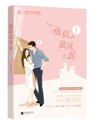 He's Like The Morning Wind Ta Shi Cheng Fen Qi By Xi Shuang Shuang / Chinese Popular Romance Love Fiction Novel Book