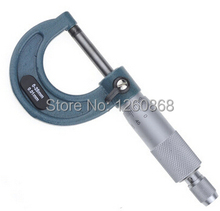 Free shipping,outside micrometer 0-25mm/0.01 M110-25 height calculator guage measurement tool indicator