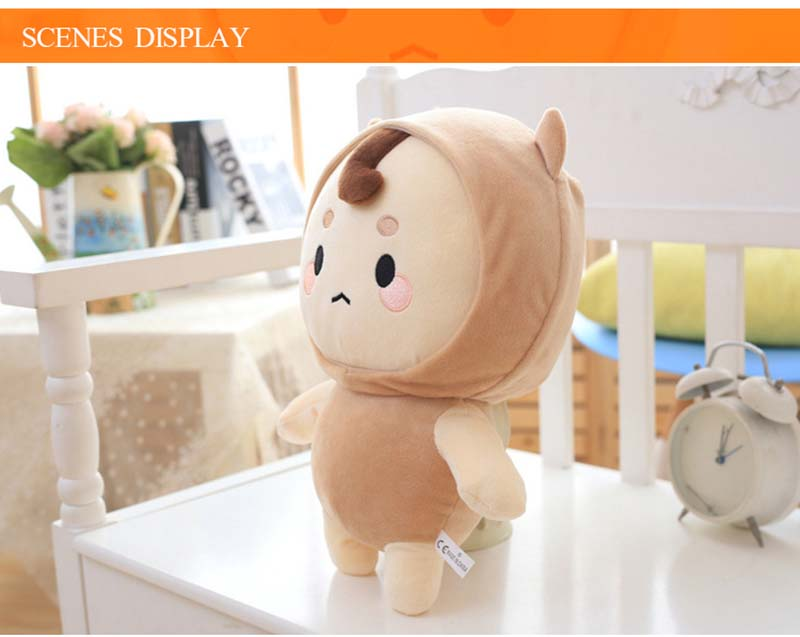 20-55cm Korea Drama Goblin Plush Dolls God Alone and Brilliant Soft Cute Animal Stuffed Ghosts Doll Toys Birthday Gifts For Kids Lover (8)