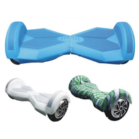 Hoverboard Silicone Shell Case Cover Waterproof Protector For Mini 8 Inch 2 Wheel Smart Self Balancing