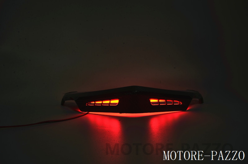 <font><b>Modified</b></font> motorcycle parts rear lamp taillight taillamp tail light LED cover shell lampshield for <font><b>YAMAHA</b></font> <font><b>NMAX</b></font> <font><b>155</b></font> NMAX155 NMAX125 image