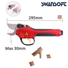 electric pruning shears garden electric scissors electric fruit tree cutting tools branch cutter