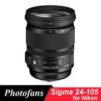 Sigma 24-105 mm f/4 DG OS HSM Art Lens for Nikon