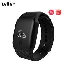 В наличии A88 + Bluetooth 4.0 умный Браслет крови кислородом сердечного ритма сна Мониторы шагомер напоминание для Android и IOS