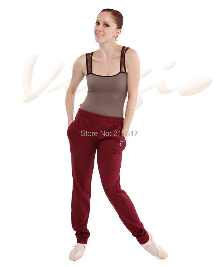 b51020456a32 Free shipping New warm winter spring dancer pants female practice Loose  trousers carrot pants for adult