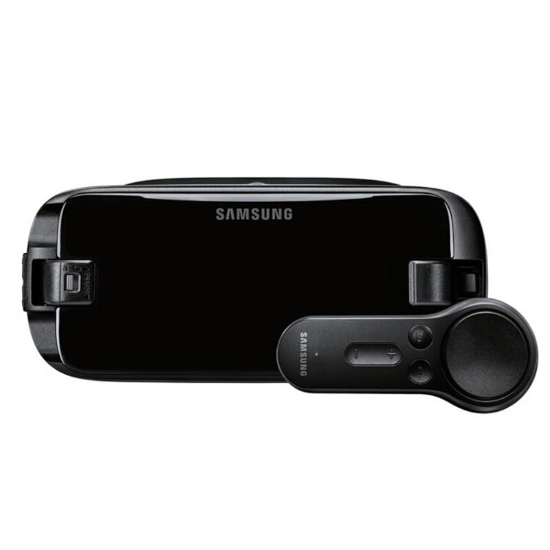 A engrenagem vr 5.0 3d óculos vr 3d caixa para samsung galaxy s9 s9plus s8 + note7 nota 5 s7 etc smartphones com controlador de bluetooth - 4