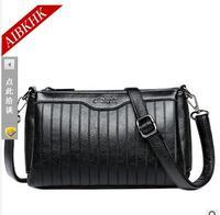 2017 Leather Handbags Hot Sale Women Envelope Clutches Ladies Party Purse Famous Designer Crossbody Shoulder Messenger