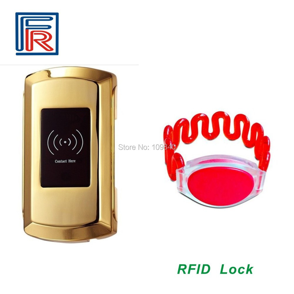 100pcs EM Rfid digital lock for spa swimming pool gym electronic cabinet lock lockers 125khz digital electric best rfid hotel electronic door lock for flat apartment