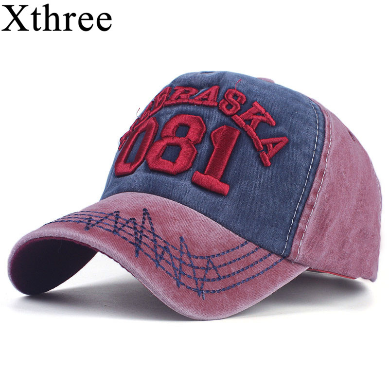 Xthree fashion cotton Baseball Cap Women Snapback Hats For Men Bone Casquette Hip hop Brand Casual Gorras Adjustable Hat Caps 2018 pink black cap solid color baseball snapback caps suede casquette hats fitted casual gorras hip hop dad hats women unisex