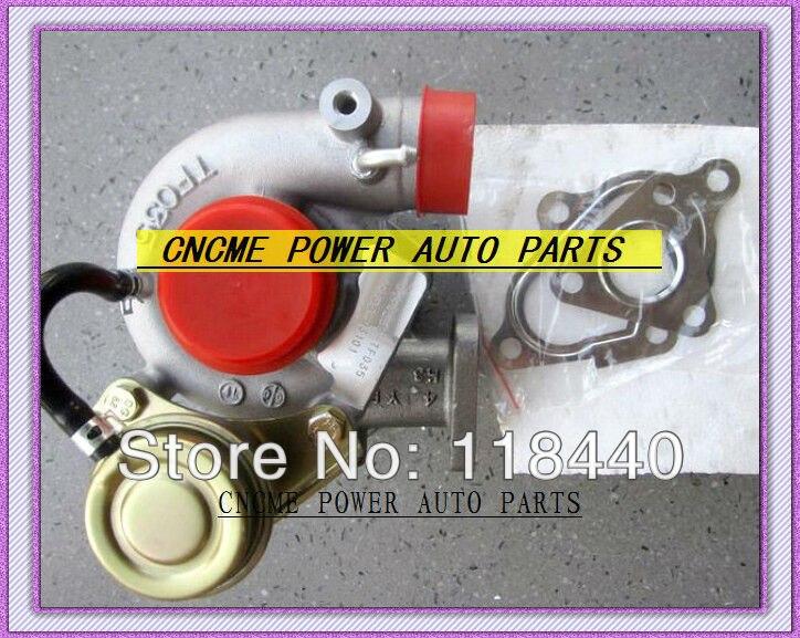 Турбокомпрессор TURBO TF035 49135-03101 49135-03100 ME201677 для Mitsubishi PAJERO Delica Challenger 4M40 2.8L D с водяным охлаждением W-CAR
