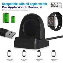 Draadloze Oplader Opladen Dock Stand Houder Voor Apple Horloge Serie 4 40/44Mm Dropshipping Oct.5