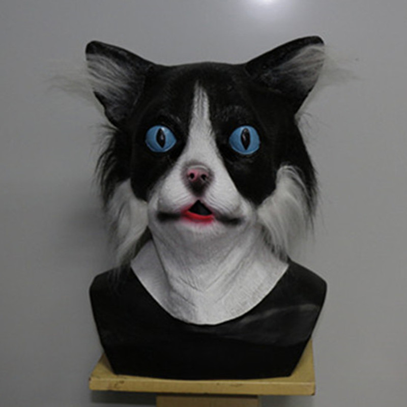 Good And Cheap Products Fast Delivery Worldwide Halloween Mask Cat On Shop Onvi