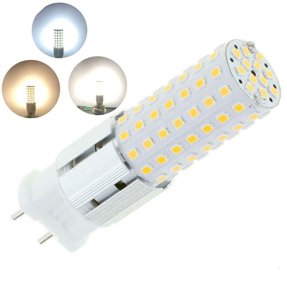 G12 SMD 2835 96LED 15W AC 110V 220V 240V 85V-265V Led Bulbs Lampada Bombillas Lamp Corn Lights Ultra Bright Replace