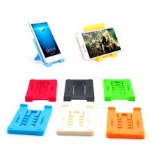 KONGREY Folding Table cell phone support Plastic holder desk