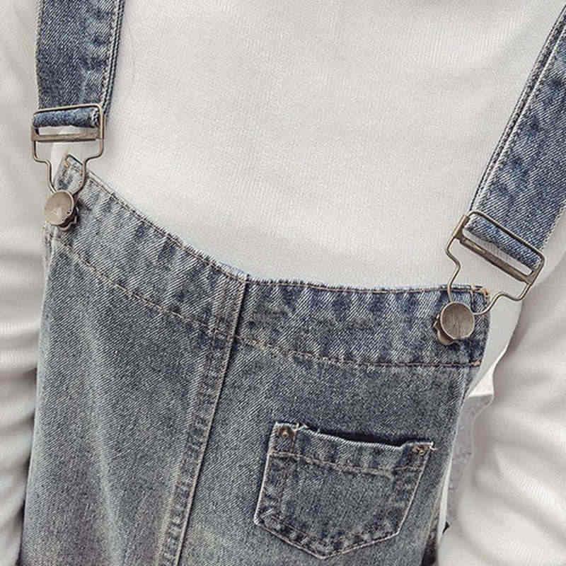 Размера плюс 4XL джинсы для женщин в стиле бойфренд джинсовые комбинезоны шаровары женские летние комбинезоны повседневные джинсовые комбинезоны для женщин C5394