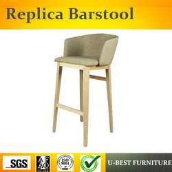 U-BEST барный стул высокого качества, Европейский образец дома креативный барный стул дизайнерская мебель
