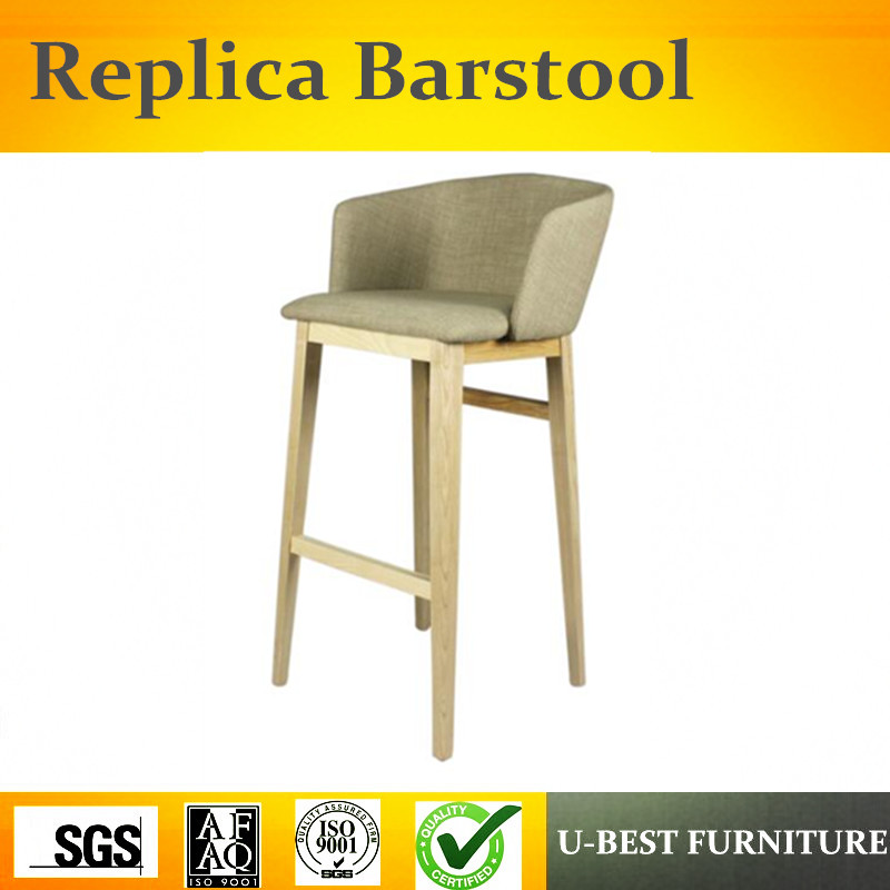 U-BEST High Quality Dining-hall Barstool,europeanism Sample Houses Creative Bar Chair Designer Furniture