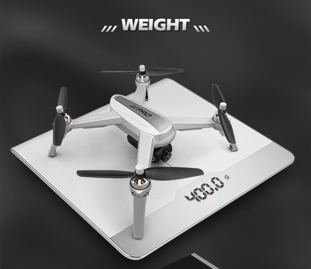 JJRC JJPRO X5 Professional Drone with Camera 1080P Brushless Motor High Hold Quadcopter Auto Follow GPS Positioning Fly  Mins 32