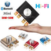 2015 New Douk Audio F900 Mini Bluetooth Headphone Amplifier Hifi Stereo Power AMP 30W 30W With
