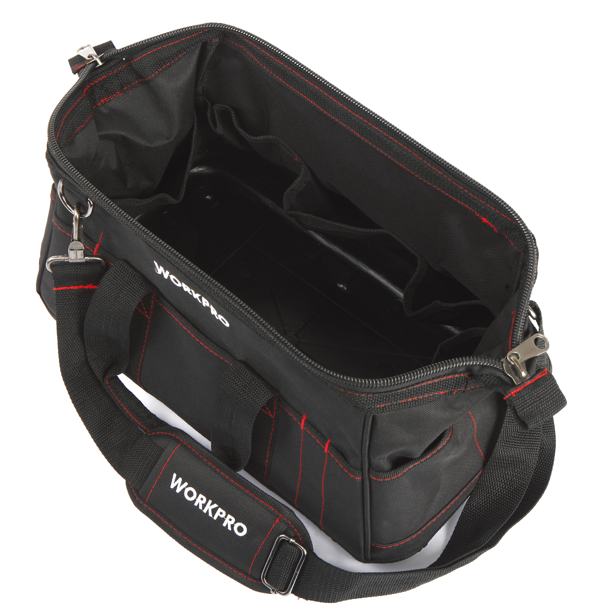 WORKPRO 16 inch Tool Bag Men 39 s Tool Kits Bag Electrician Tool Bag in Tool Bags from Tools