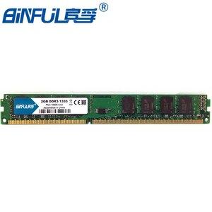 Image 2 - PC Memory RAM Memoria Module Computer Desktop 2GB PC3 DDR3 12800 10600 1333MHZ 1600MHZ 2G 1333 1600 RAM