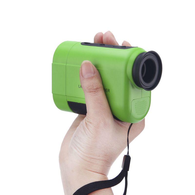 Handheld Monocular Laser Rangefinder Telescope Laser Distance Meter Golf Range Finder binocular Golf Hunting telescopi цена и фото