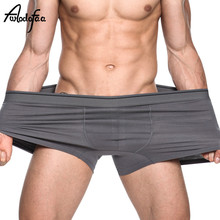 4Pcs/lot Male Panties Hot Sell New Quality Men's Boxers Shorts Mr Spring Cotton Loose Large Extra Plus Size Fat Underwears 6XL