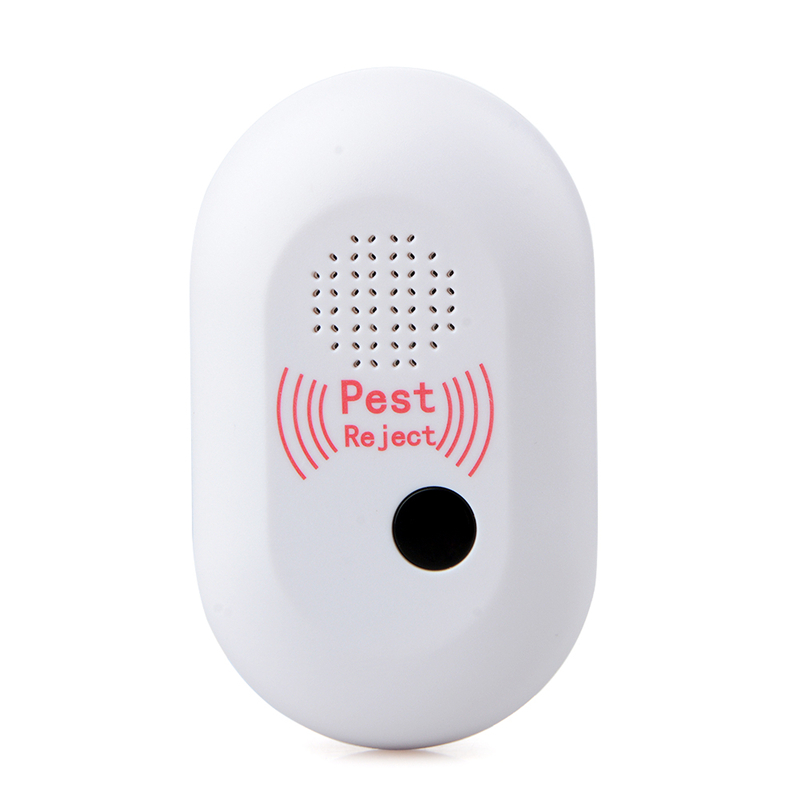 Mosquito Killer Electronic Multi-Purpose Ultrasonic Pest Repeller Reject Rat Mouse Repellent Anti Rodent Bug Reject US Plug