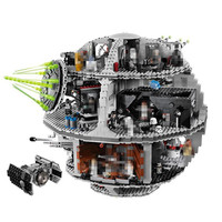 Lepin 05035 Star Wars Compatible LegoINGlys Death Star Building Block Bricks Toys Kits