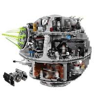 Lepin 05035 Star Wars Compatible LegoINGlys Death Star Building Block Bricks Toys Kits