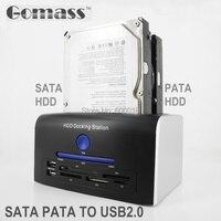 USB 2 0 To 3 5 2 5 Inch PATA SATA II III HDD Docking Station