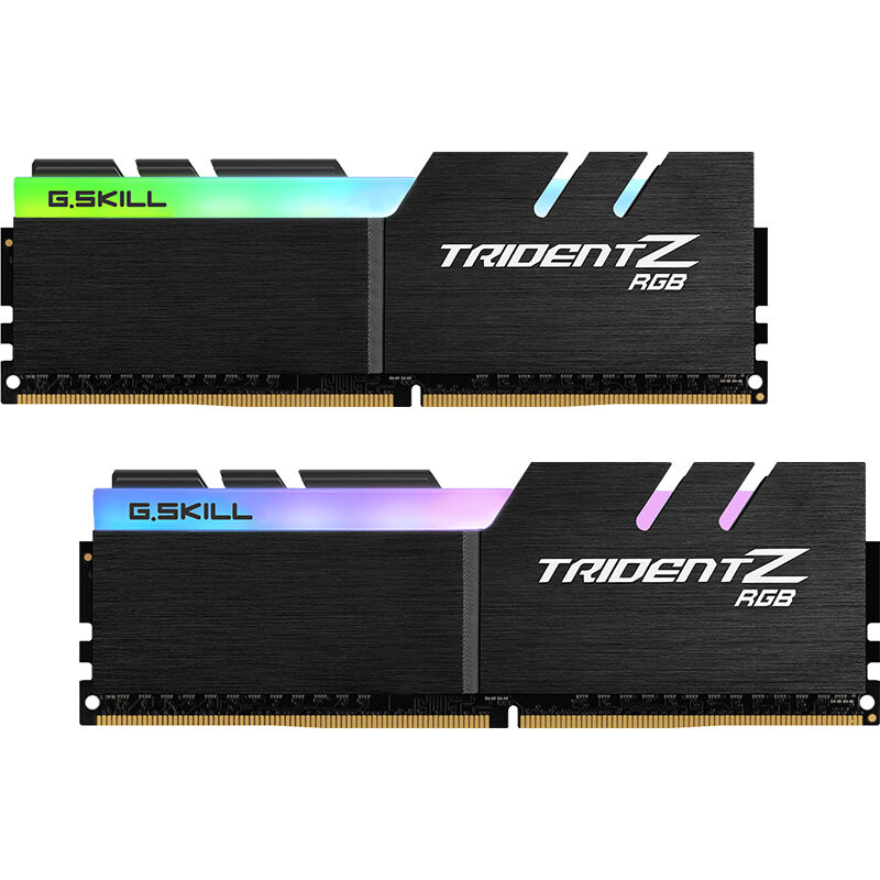 G SKILL Magic Halo Series DDR4 3200 Frequency 16G 8Gx2 Set Desktop memory RGB light