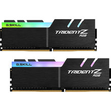 (G.SKILL) Magic Halo Series DDR4 3200 Frequency 16G (8Gx2) Set Desktop memory RGB light bar (F4-3200C16D-16GTZR)