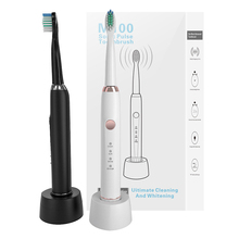 Sarmocare Ultrasonic Electric Toothbrush M100 Wireless Rechargeable Travel Portable Whitening Sonic  IPX7 Waterproof