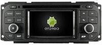 Android 5,1 dvd плеер автомобиля для CHRYSLER JEEP DODGE Jeep Liberty м 300 м PT Cruiser Sebring седан Concorde Stratus Стерео FM