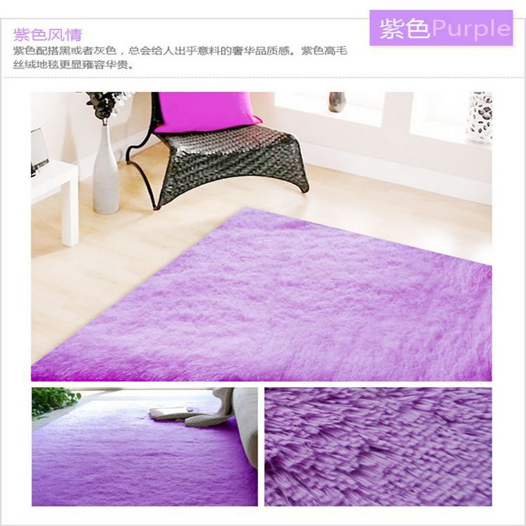 Customize Japanese Style Super Soft Anti Slip Wool Carpet Mats Girls