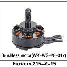 Original Walkera Furious 250 Spare Parts Furious 215-Z-15 Brushless motor(WK-WS-