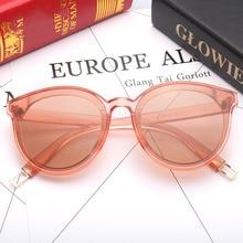 2017 Fashion Luxury Sunglasses Women Brand Designer Clear Sun Glasses For Ladies Retro Shades Female Vintage