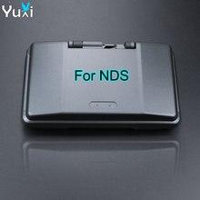 YuXi מלא שיכון Case כיסוי מעטפת ערכת החלפה עבור Nintendo DS NDS קונסולה
