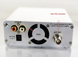 Image 1 - Hot sales! 1.5W/15w pll FM transmitter FMU SER ST 15B with franquency range 87MHz~108MHz