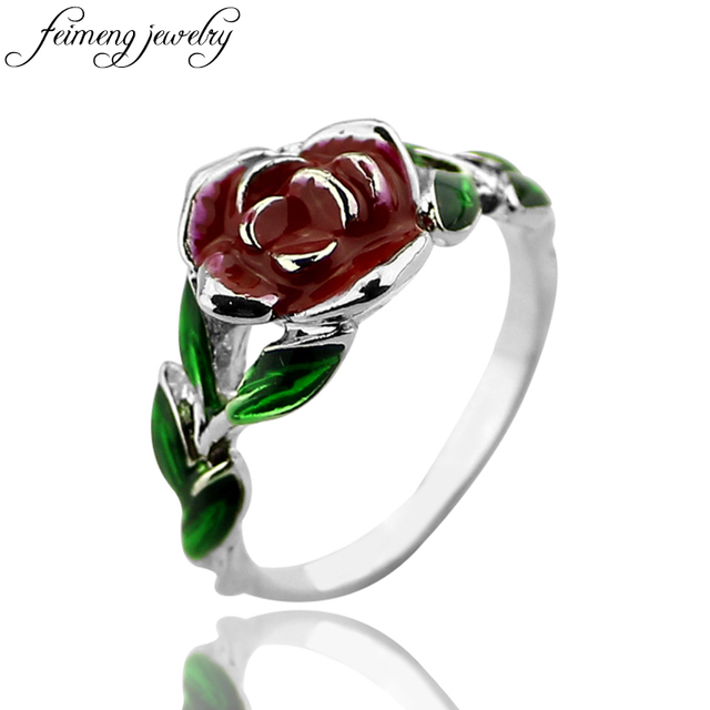 photo rings on perfect image day inside roses wedding free royalty taken stock rose the red diamond ring valentine s closeup