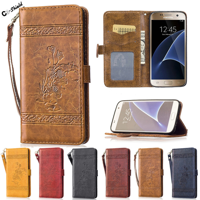 Flip Case SM-G920FD for Samsung Galaxy S6 S 6 Duos Zero F G920FD G920 G920F SM-G920F G920R7 SM-G920R7 Case Phone Leather Cover