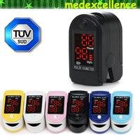 Portable OLED Digital Finger Oximeter Pulsioximetro Blood Oximetro Pulse Rate Heart Rate Monitor Fingertip Pulse Oximeter