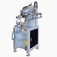 Semi automática impressora da tela do cilindro