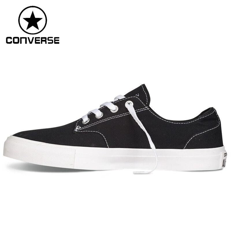 Prix pour Original Nouvelle Arrivée Converse Hommes de kateboarding Chaussures Toile Sneakers