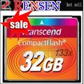 Free Shipping+5pcs/lot Transcend cf card 133X high speed Compact Flash CF Card 4GB 8GB 16GB 32GB