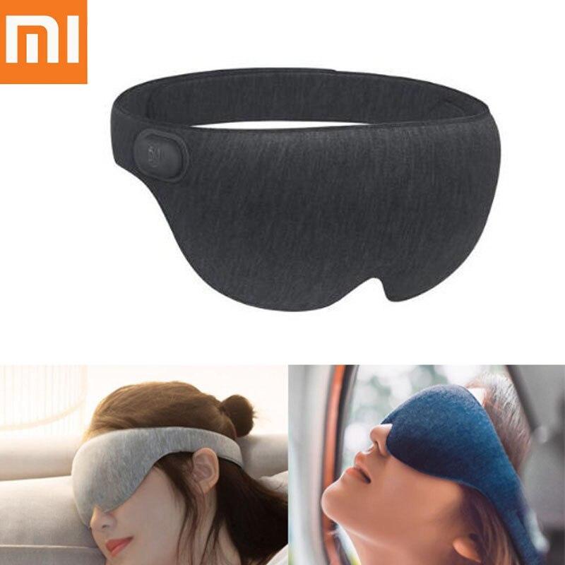 Xiaomi Mijia Eifer 3D Stereoskopischen Heiße Kompresse Auge Maske Surround Heizung Entlasten Müdigkeit USB Typ-C Powered für Arbeit studie Rest