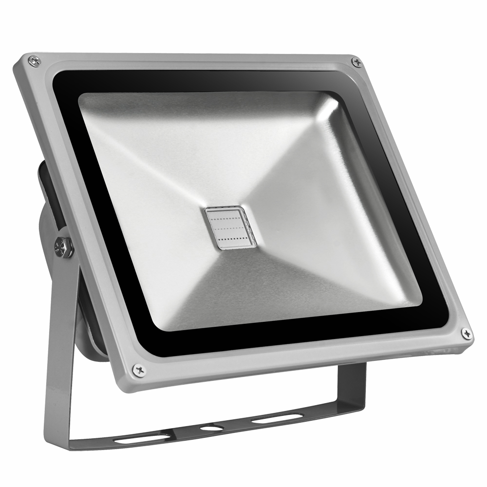 30W RGB LED Outdoor Waterproof IP65 AC85-265V Flood Light Wash Floodlight Spotlight Lighting With Remote Controller