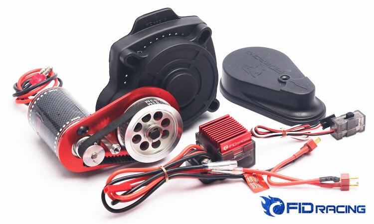 FID Racing Remote control 4S electric starter for Losi 5ive Losi dbxl baja 5b 5t ss